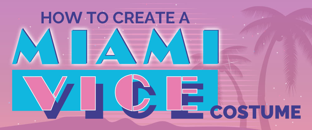 How to Create a Miami Vice Costume