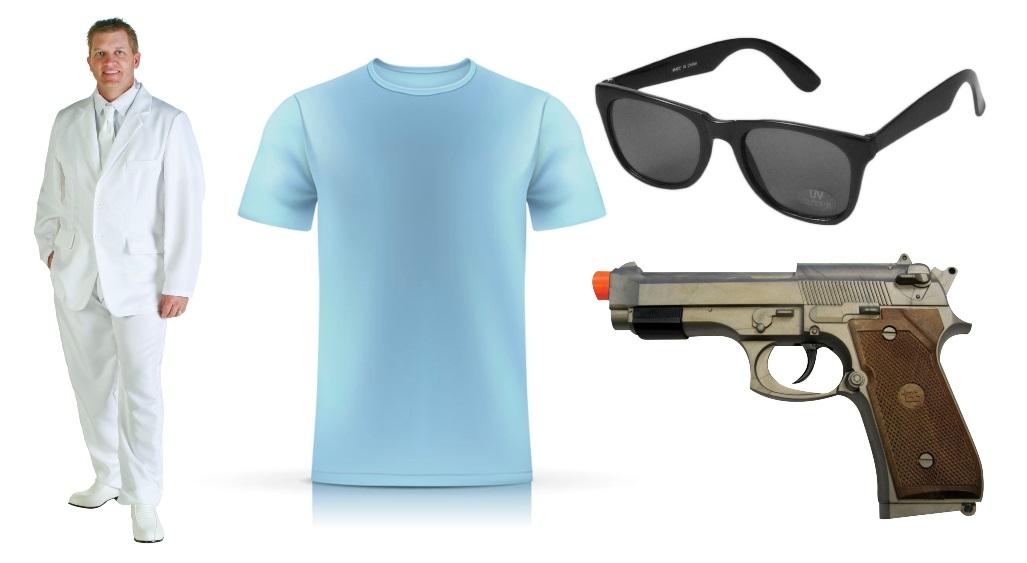 Miami Vice Costume