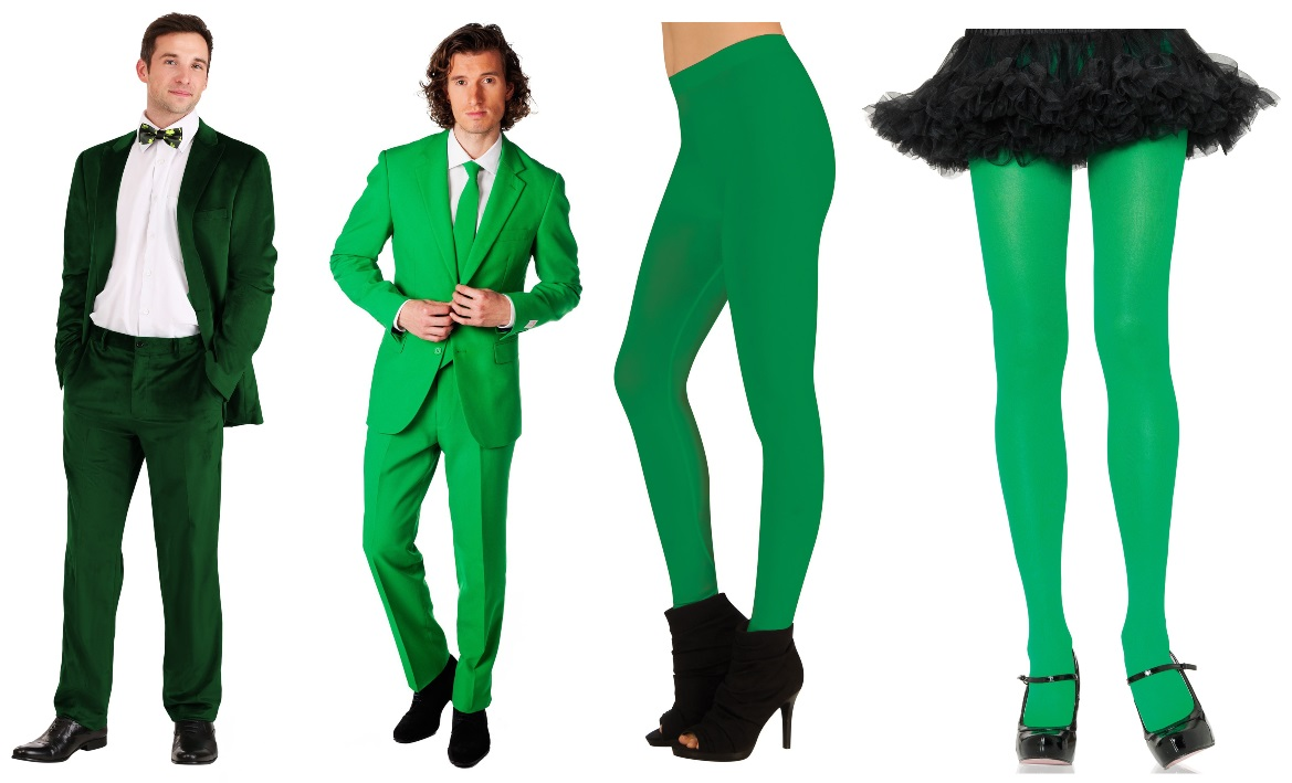 Green Clothes for Riddler Costume Ideas
