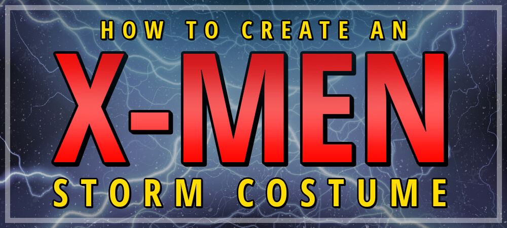 How to Create an X-Men Storm Costume