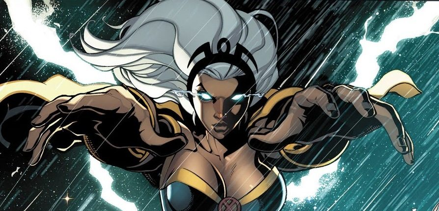 Other DIY Storm Costume Tips