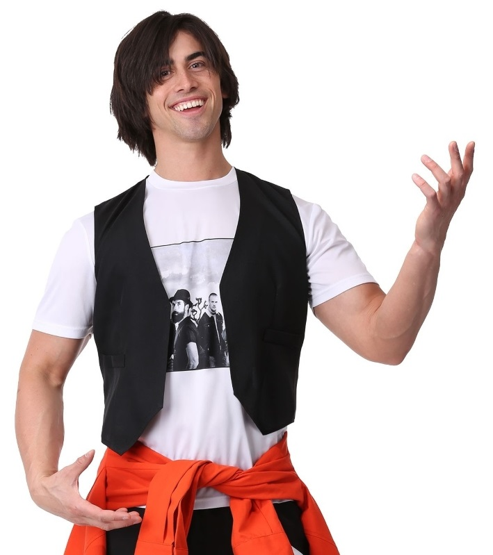 Bill and Ted's Excellent Adventure Ted Costume