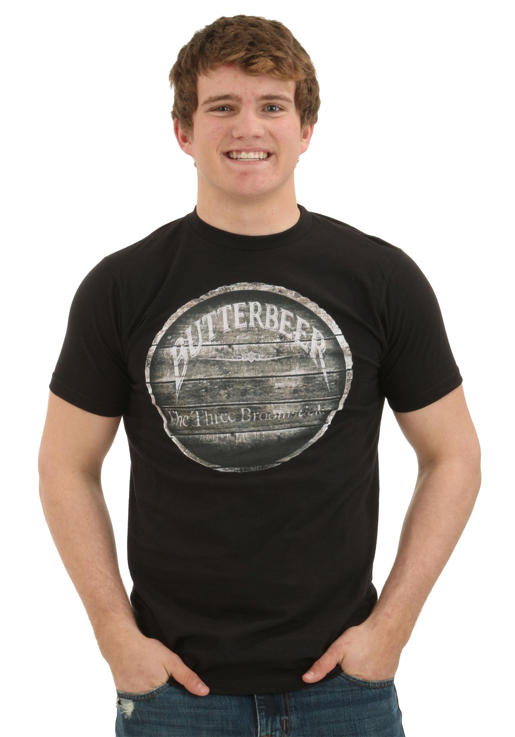 Harry Potter Butterbeer Tshirt
