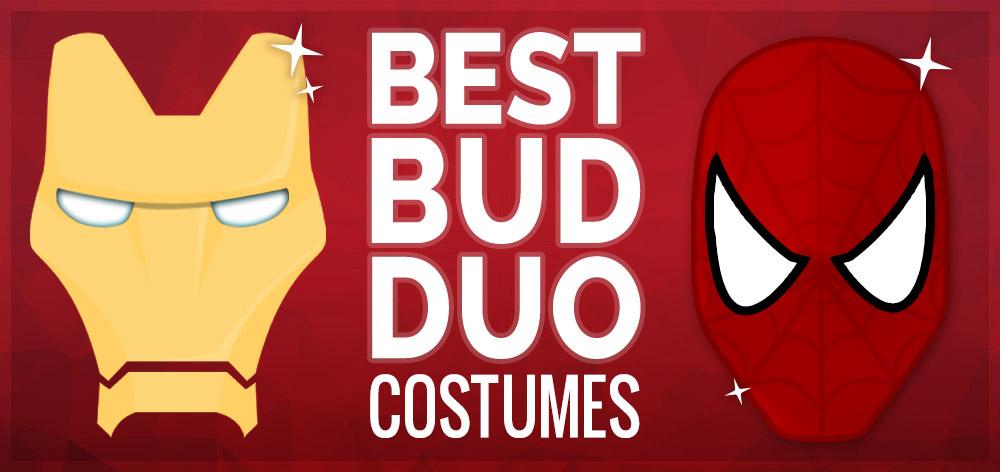 Best Bud Duo Halloween Costumes