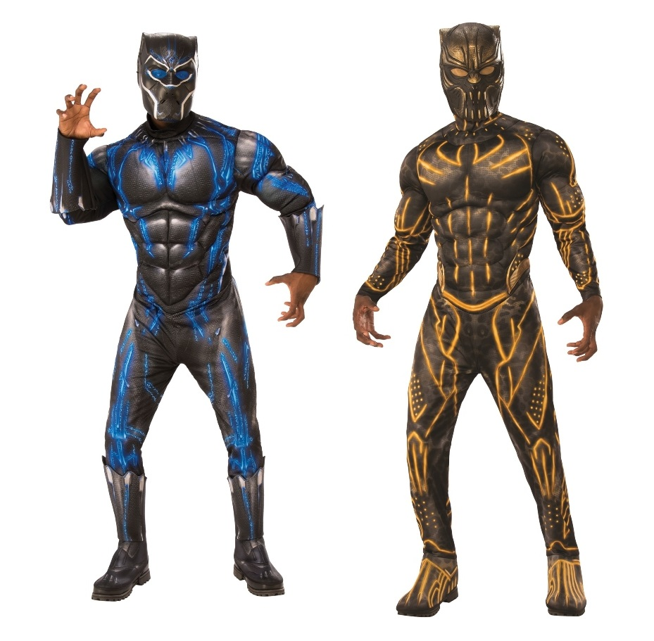 Duo Black Panther Costumes