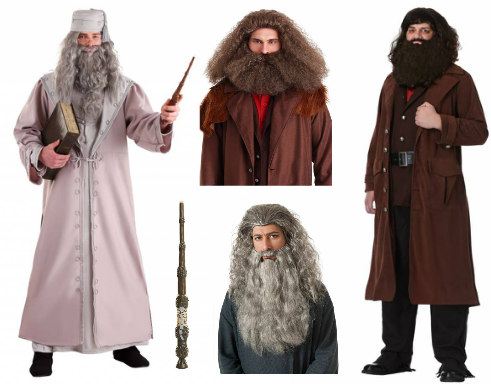 Duo Harry Potter Costumes
