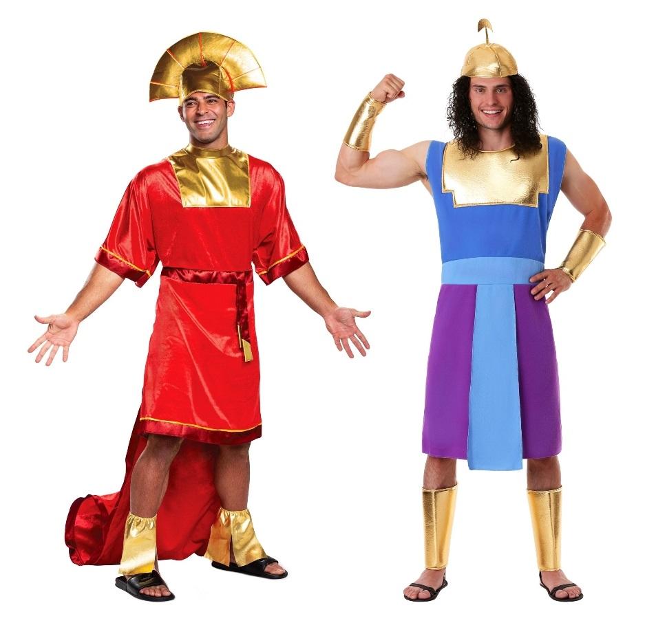 Dou Emperor's New Groove Costumes
