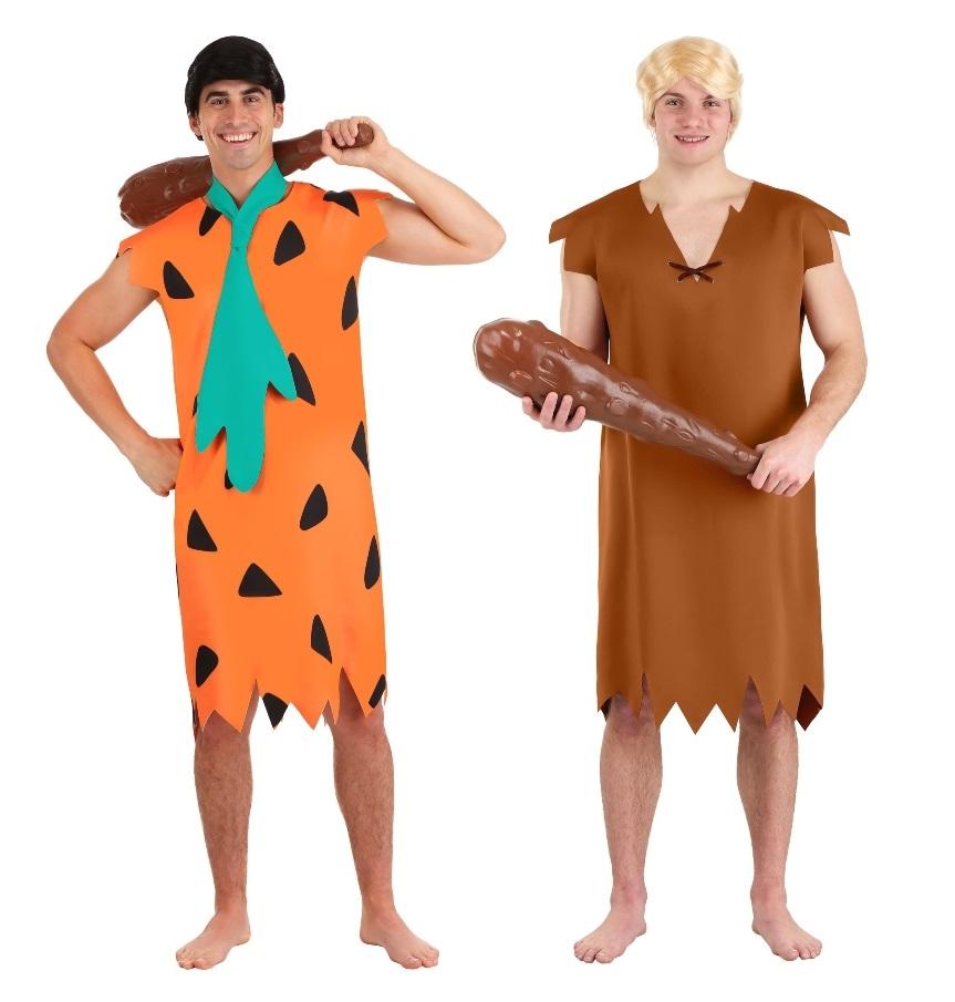 Duo Flintstones Costumes