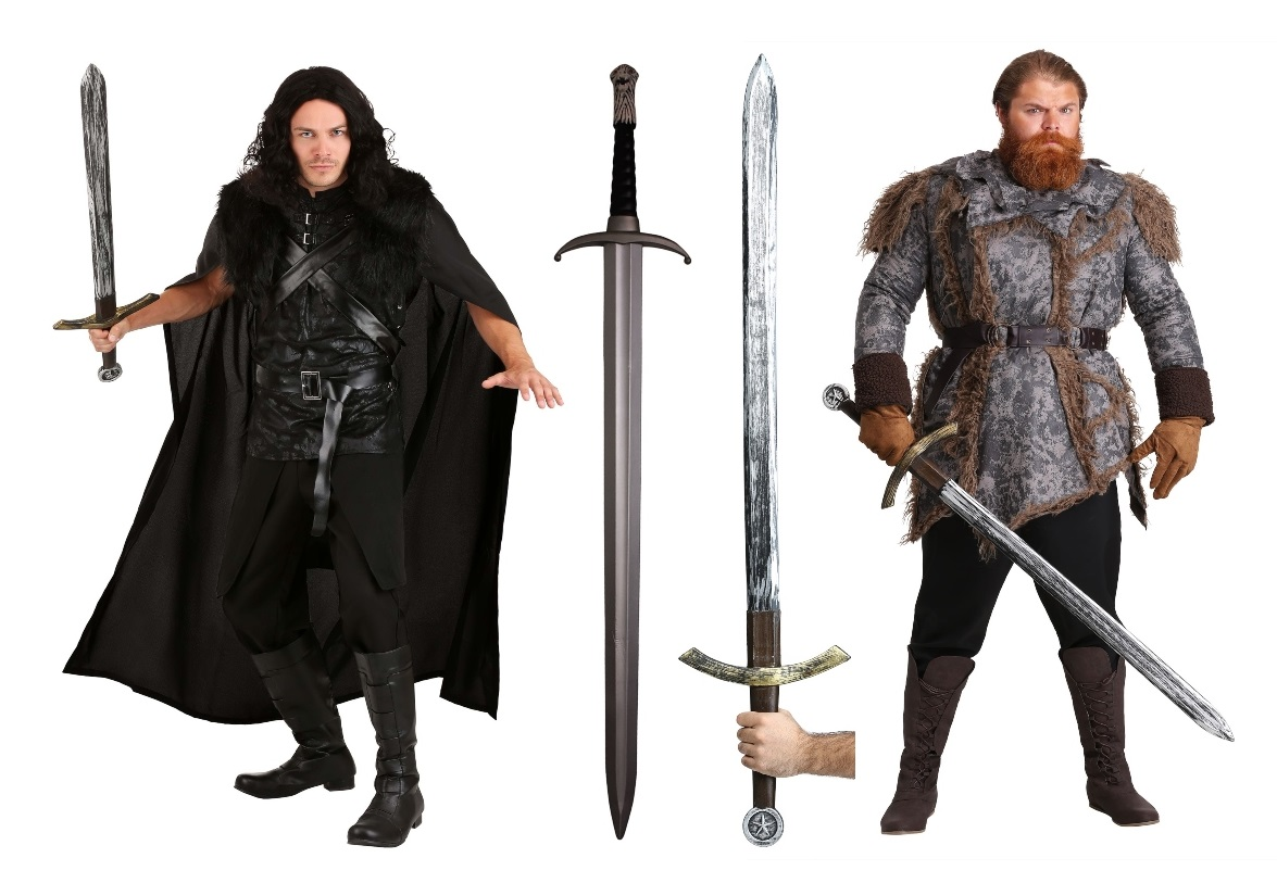 Duo Game of Thrones Costumes