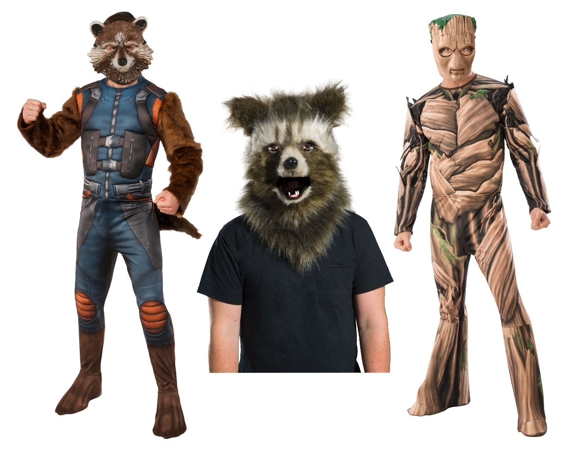 Duo Guardians of the Galaxy Costume