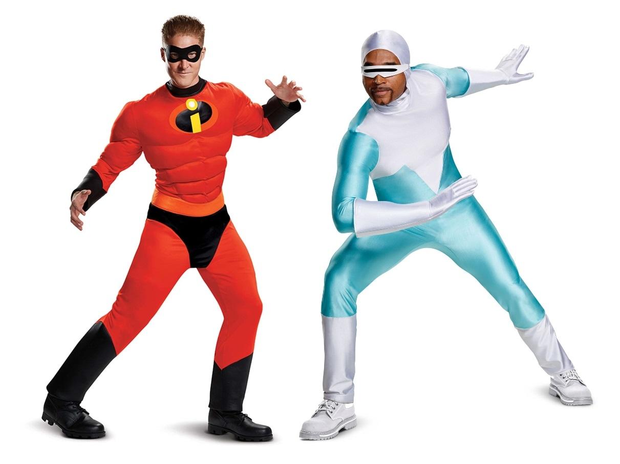 Duo Incredibles Costumes