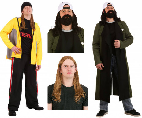 Jay and Silent Bob Costumes