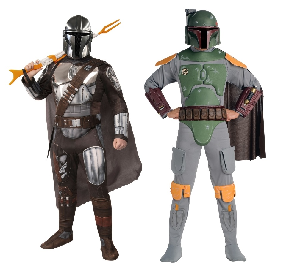 Duo Mandalorian Costumes