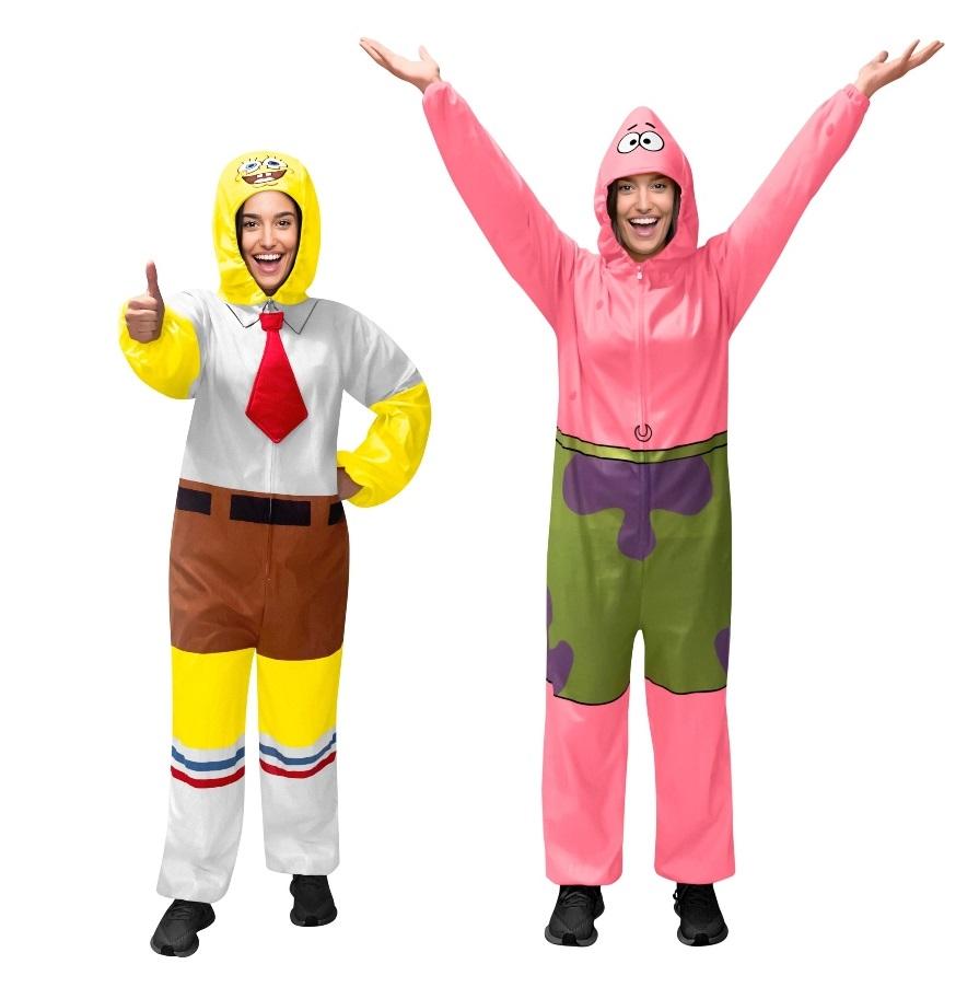 Duo Spongebob Costumes