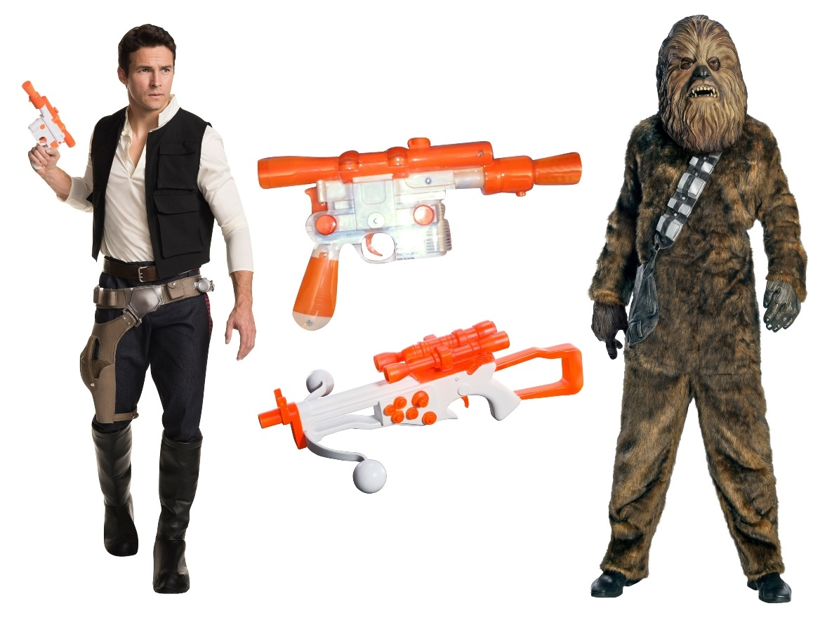 Duo Star Wars Costumes