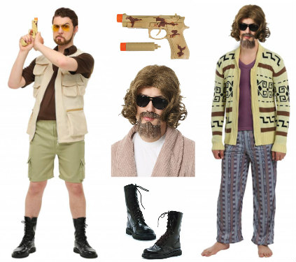 Walter and The Dude Costumes