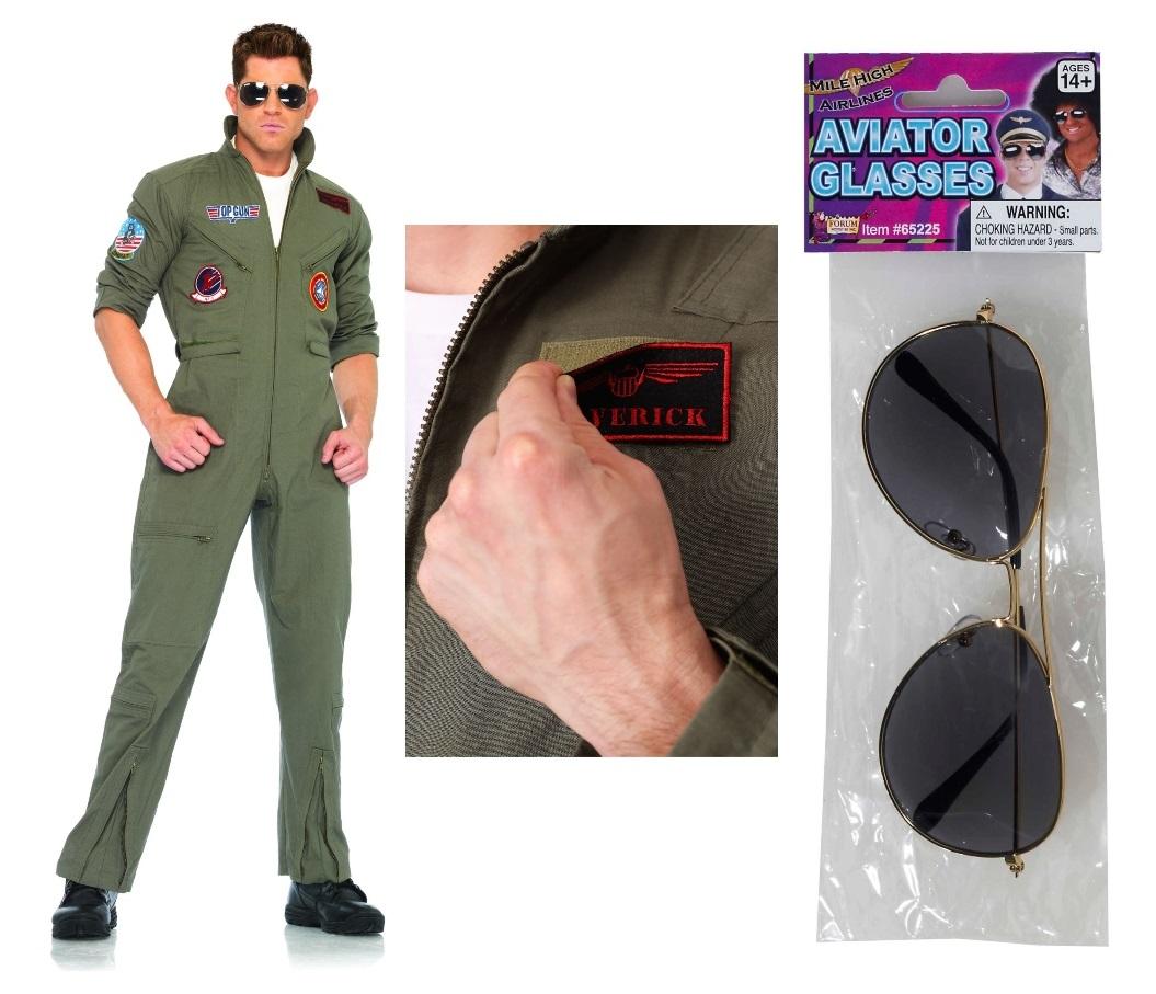 Duo Top Gun Costumes