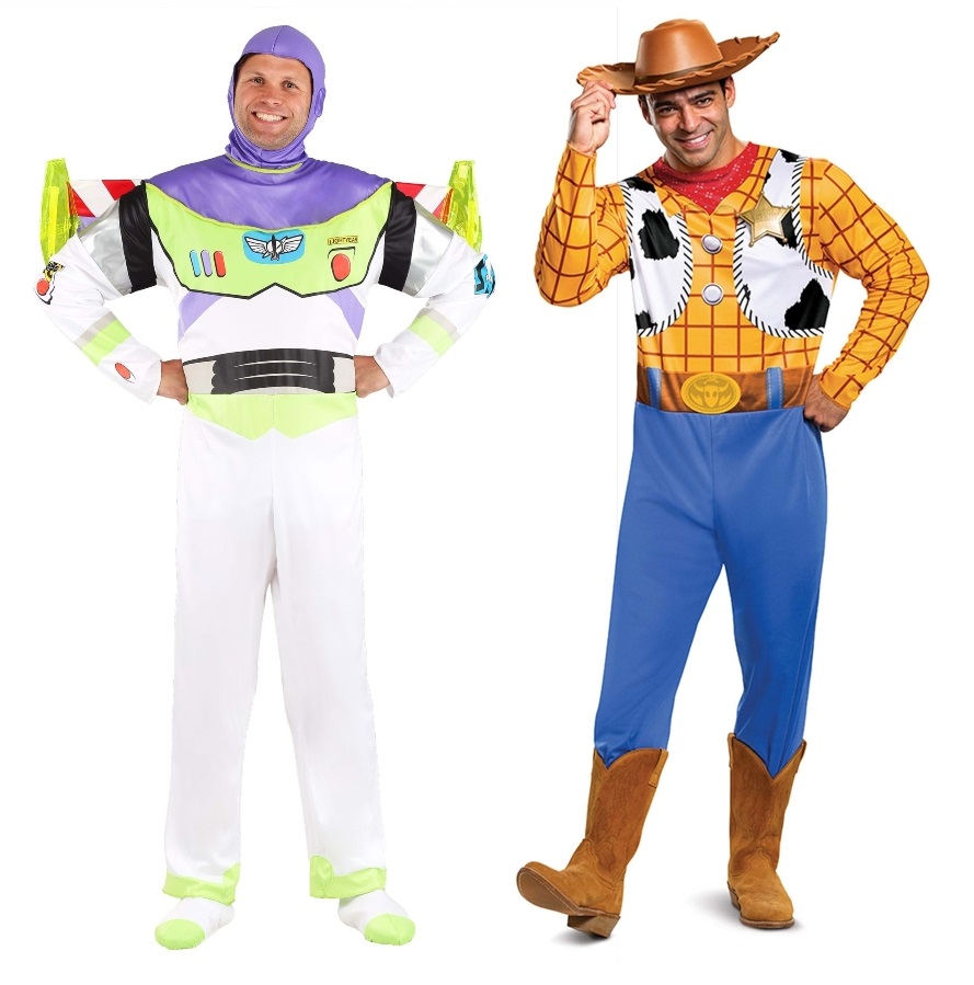Duo Toy Story Costumes