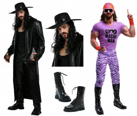 Duo WWE Costumes