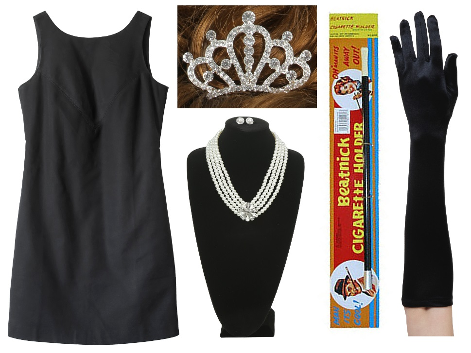 Breakfast at Tiffany's Costume Accessories