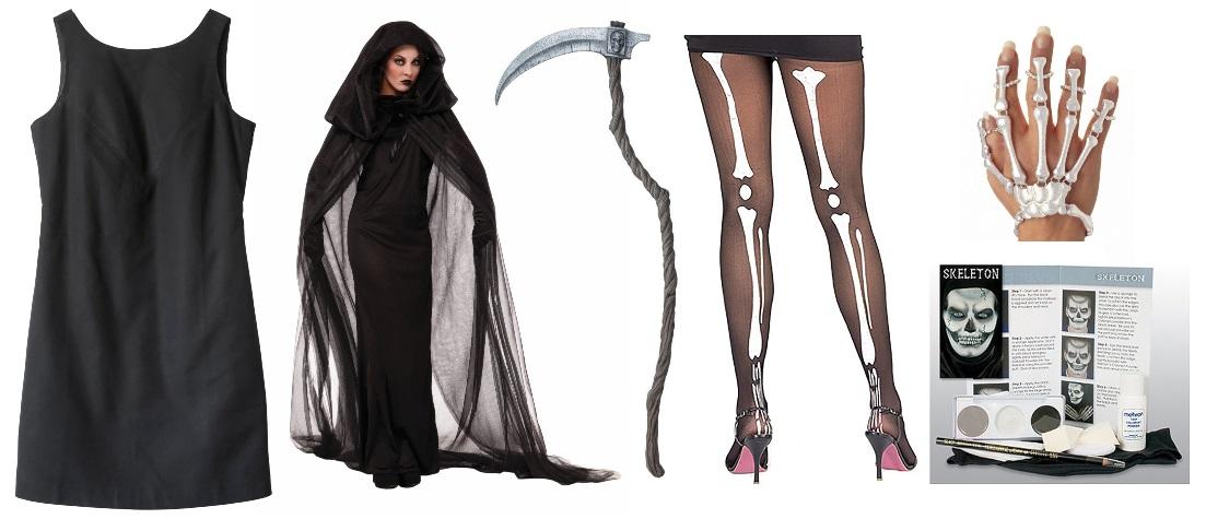 Grim Reaper Costume Accessories