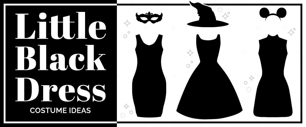 Little Black Dress Costume Ideas