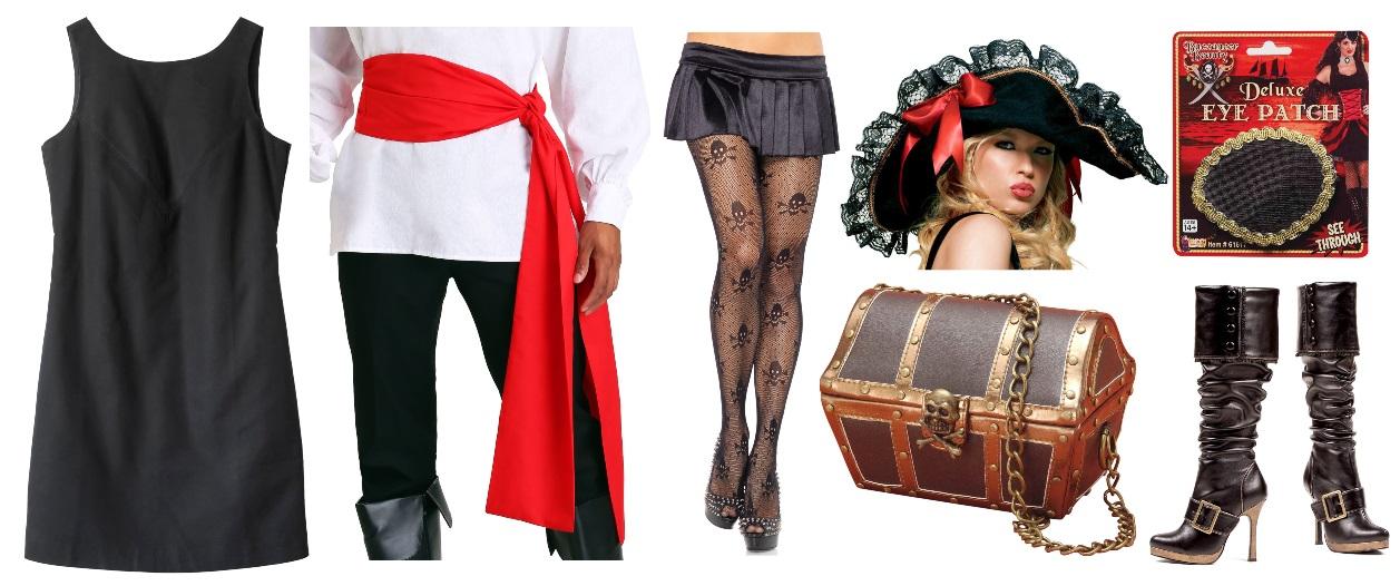 Pirate Costume Accessories