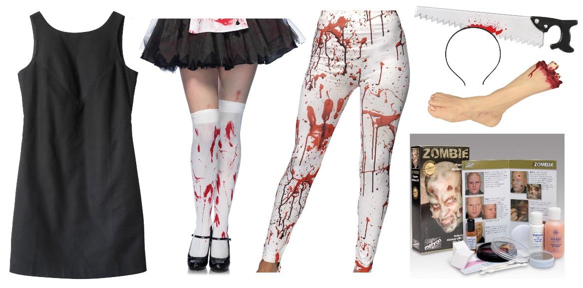 Zombie Costume Accessories