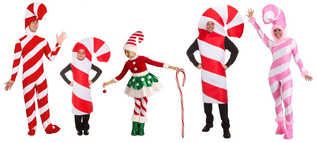 Candy Cane Costumes