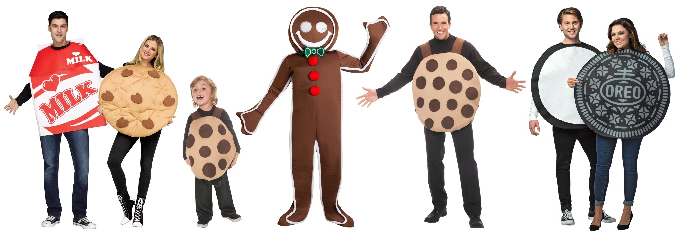 Cookie Costumes