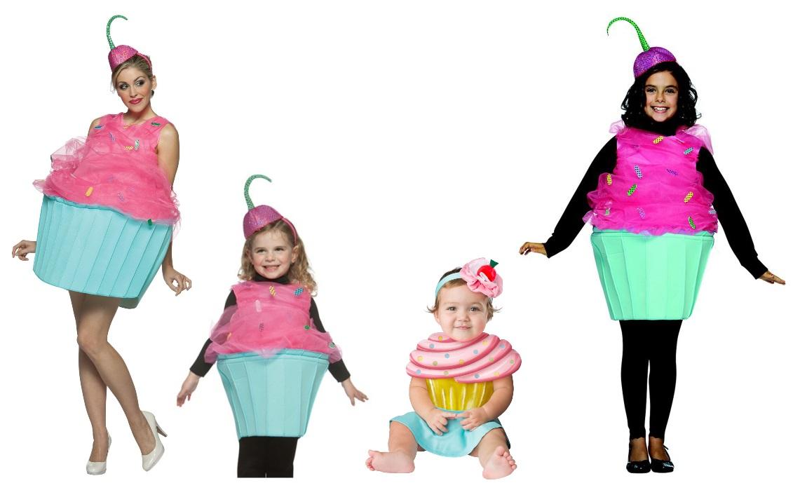 Cupcake Costumes