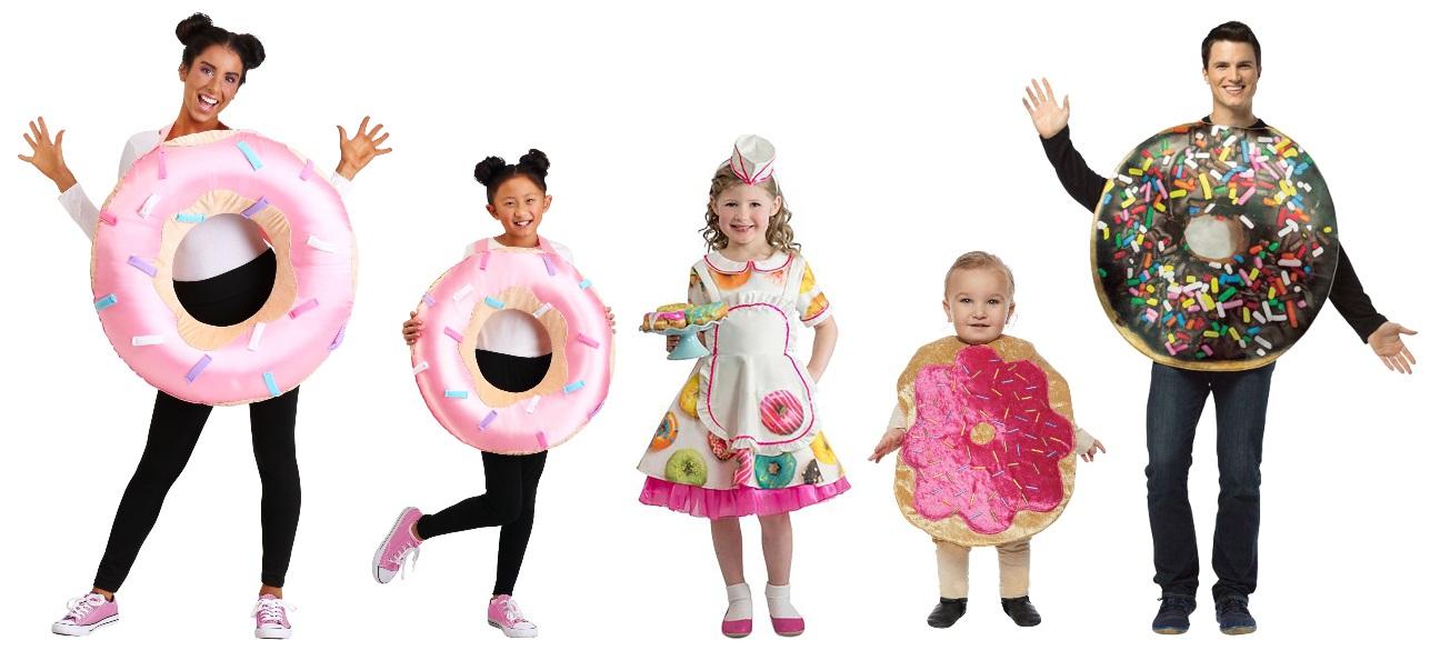 Doughnut Costumes