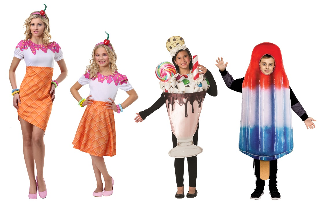 Ice Cream Costumes
