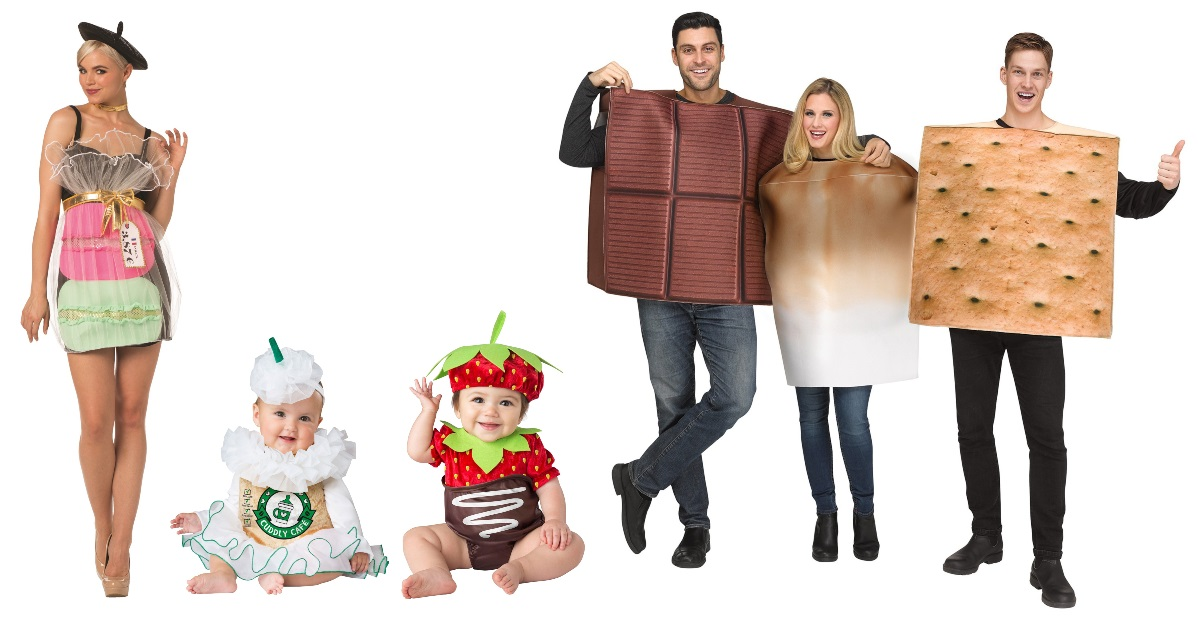 Other Dessert Costumes
