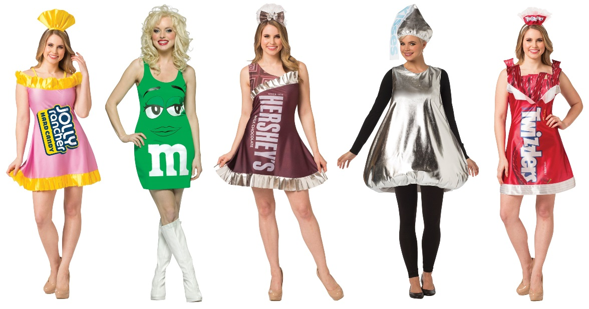Candy Costumes for Women