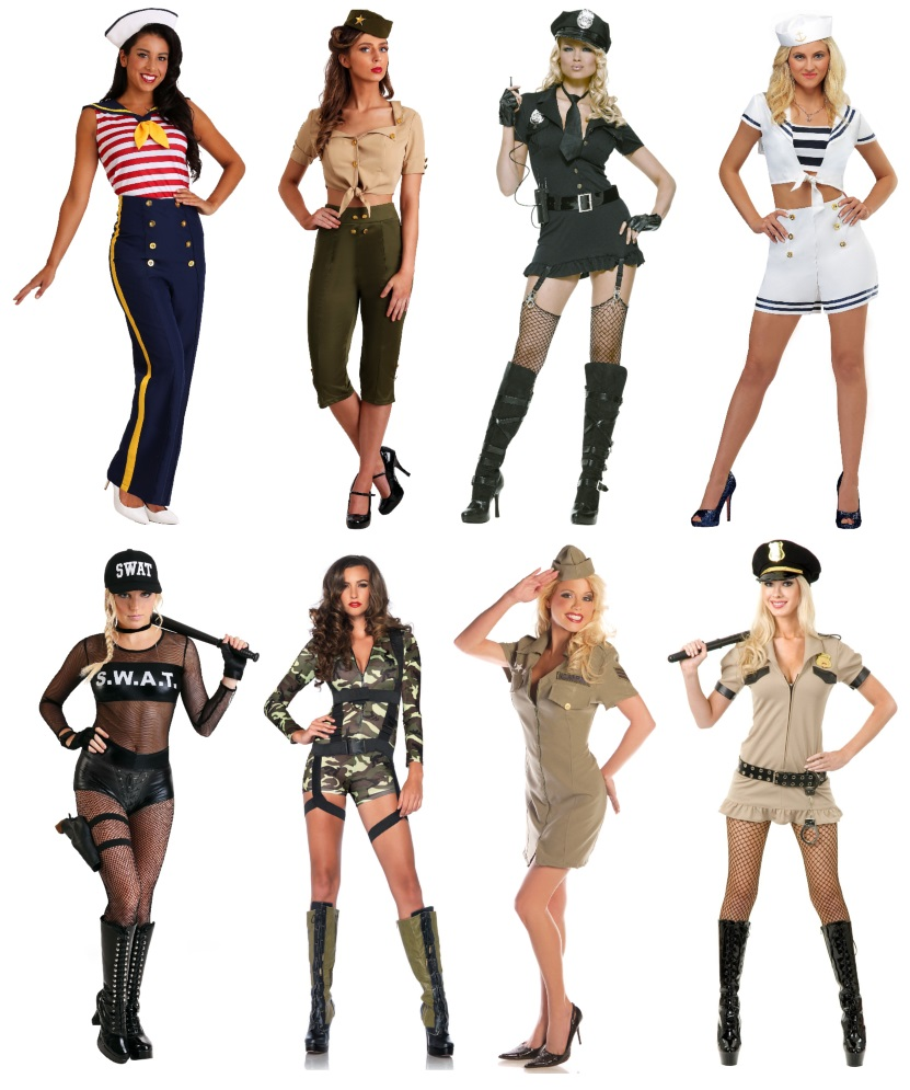 pinup girl costume ideas