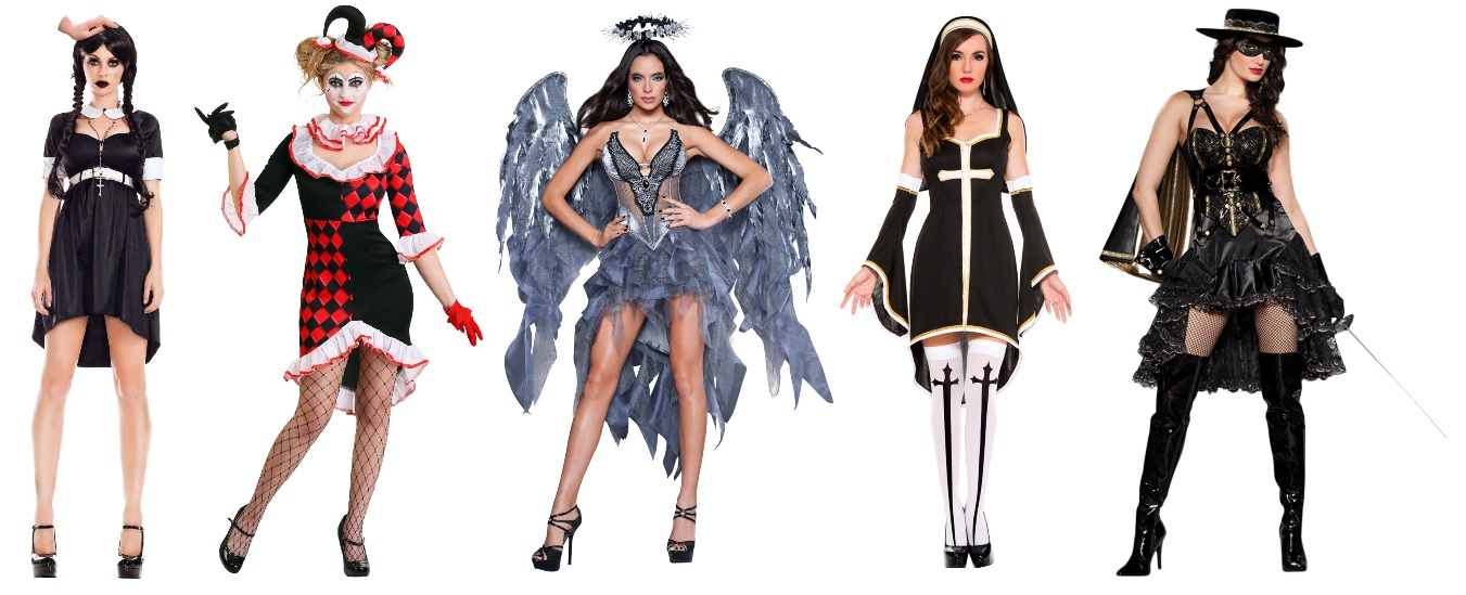 Other High Low Dress Costumes