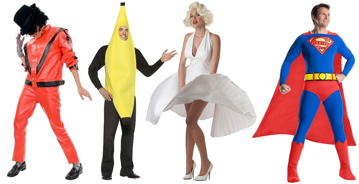Andy Warhol Costumes