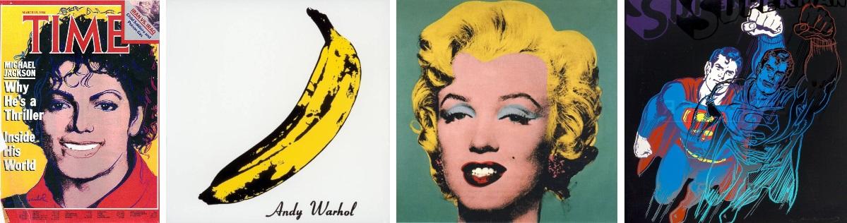Andy Warhol Pop Art Costume Ideas