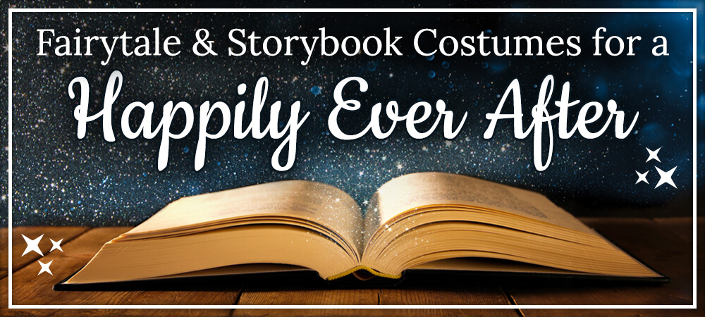 Fairytale and Storybook Costumes for a Happily Ever After