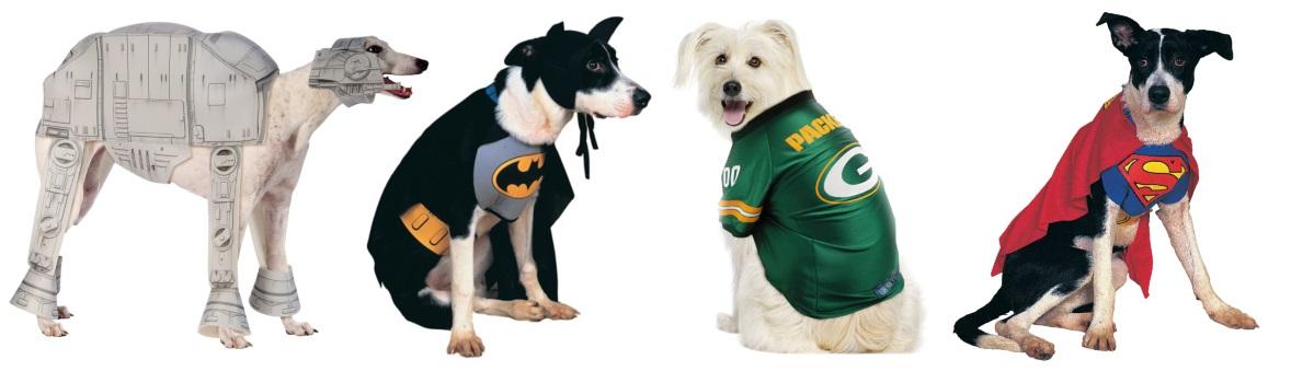 Large Breed Dog Costumes