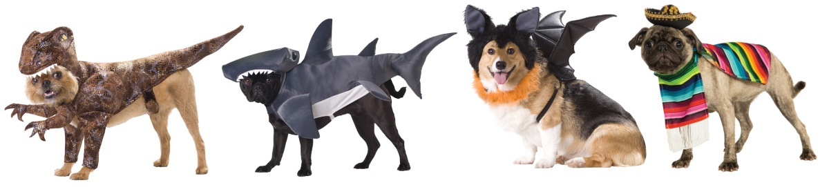 Small Breed Dog Costumes