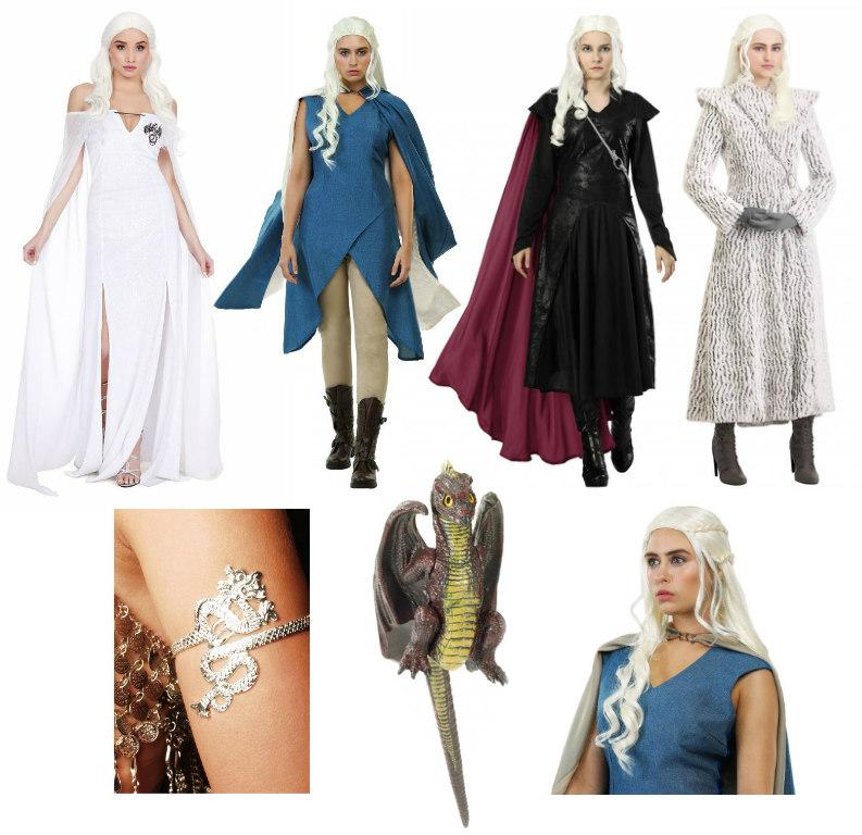 Daenerys Costumes
