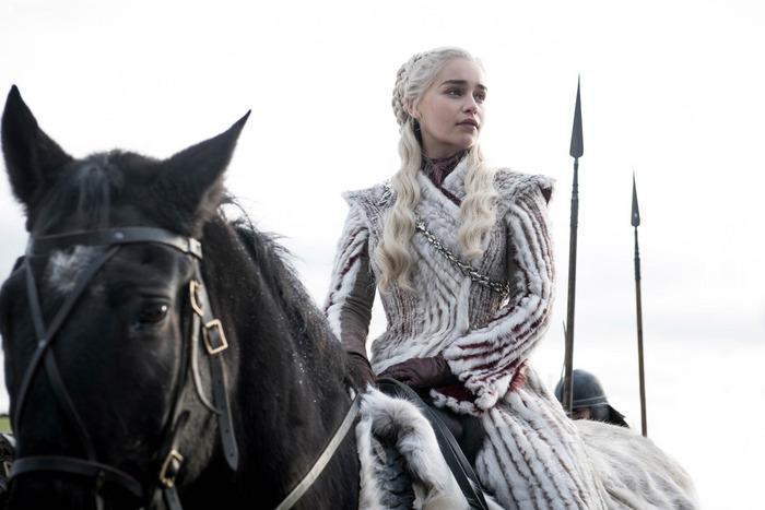 Daenerys White Coat