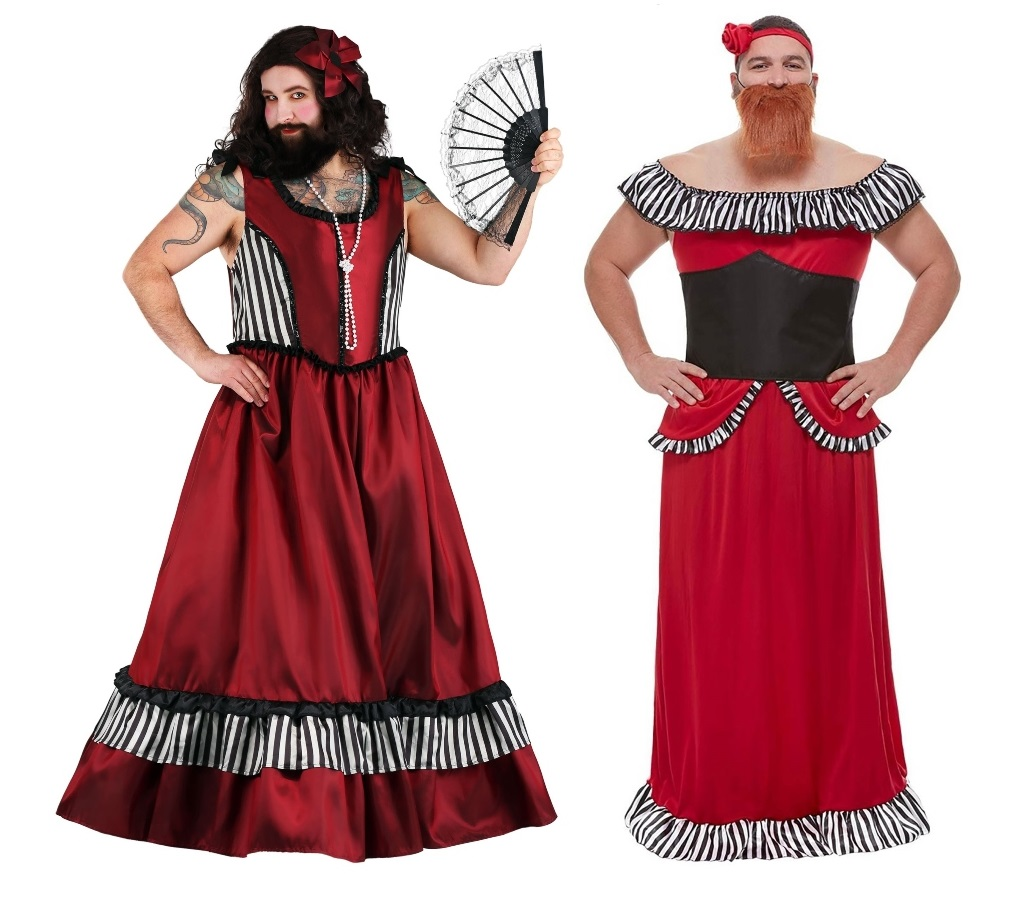 Bearded Lady Costumes