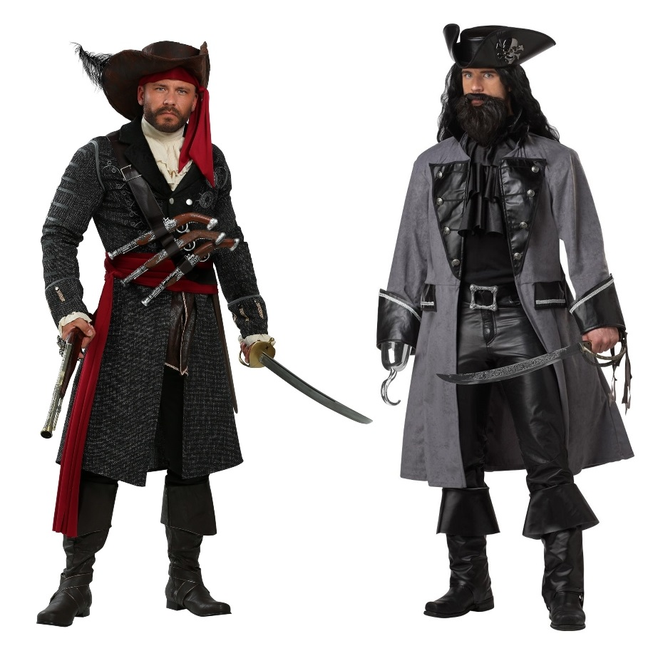 Blackbeard Costumes