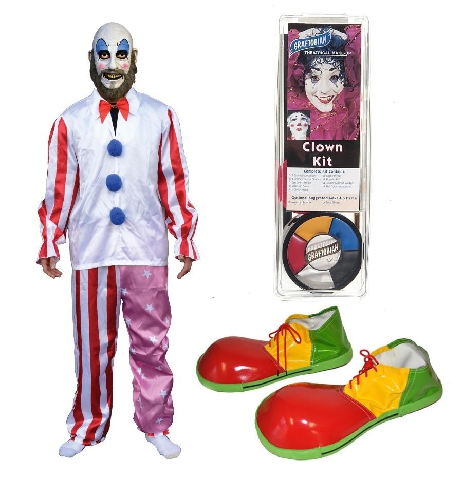 Captain Spaulding Costumes