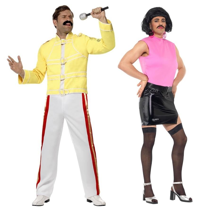 Freddie Mercury Costumes
