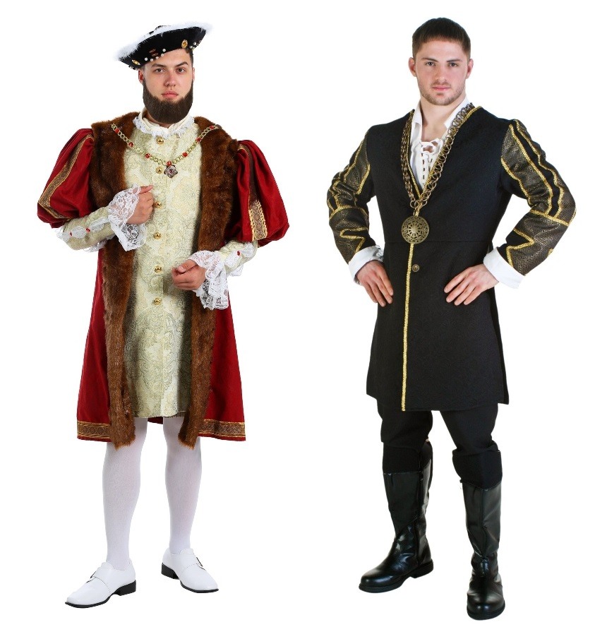 King Henry Costumes
