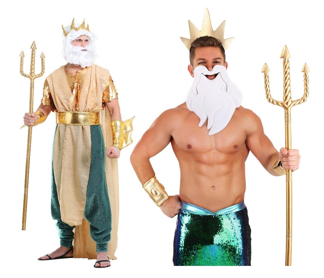 King Triton Costumes